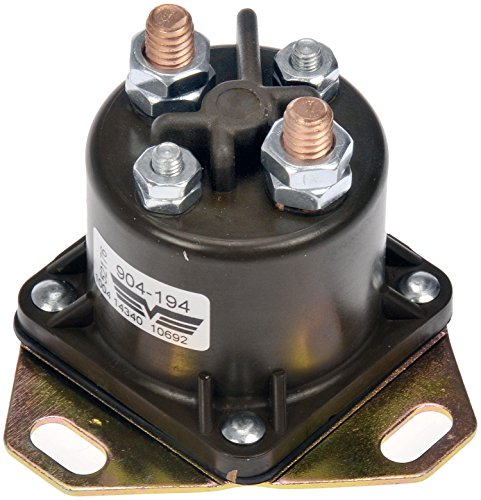 Dorman 904-194 Diesel Glow Plug Relay for Select Ford Models