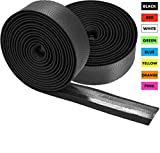 Domain Cycling Extra Long Gel Bicycle Handlebar Bar Tape Wrap for...