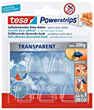 tesa Powerstrips DECO Haken SMALL - Klebehaken für Deko an