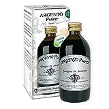 Dr. Giorgini Argento Puro Liquido Analcolico, Multicolore, 200 Millilitri