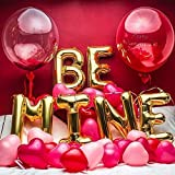 Bachelor Party Decoration Champagne Bar Party Decorations Love Balloon Set -Love Foil Balloon,Lip Balloons, Heart Foil Balloons, Latex Balloons, Supplies for Mimosa Bar/Wedding/Bubbly Bar Décor …