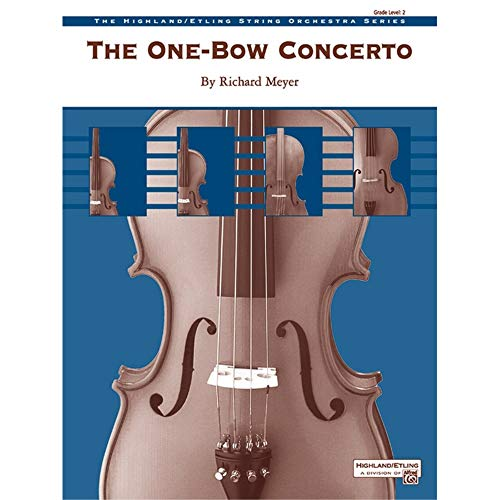 The One-Bow Concerto Conductor Score & Parts