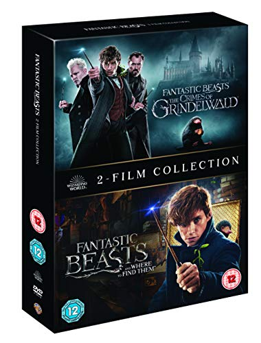 Fantastic Beasts: [2 Film Collection] [DVD] [2018]