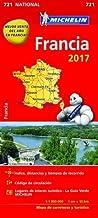 Mapa National Francia (Mapas National Michelin)