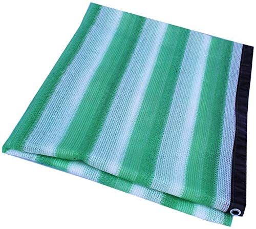 Mirui 2X4m Shade Cloth-Sun Shade 75% blue/white for swimming pool kindergarten outdoor shade net 15 size (Color : A Size : 2×2m) Size:5×6m Colour:A (Color : A, Size : 2×10m)