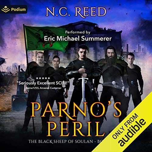 Parno's Peril cover art