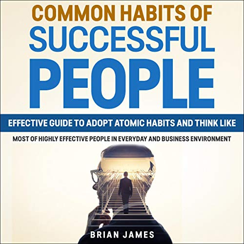 Common Habits of Successful People cover art