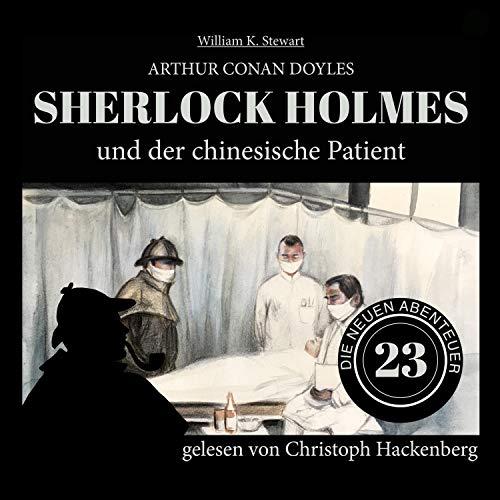 Sherlock Holmes und der chinesische Patient cover art