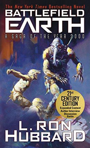Battlefield Earth: Science Fiction New York Times Bestseller