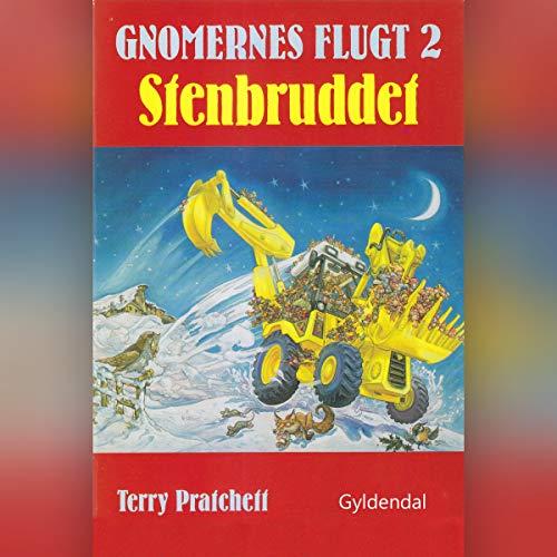 Stenbruddet audiobook cover art