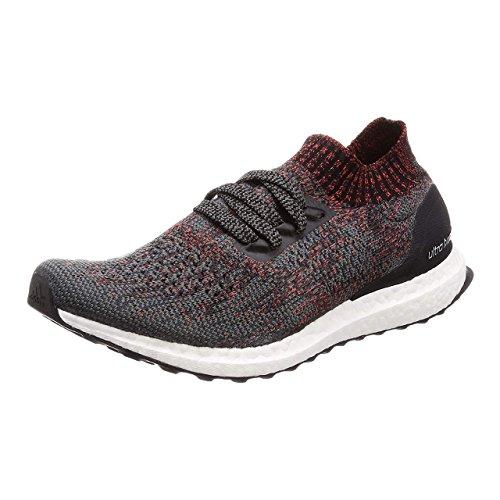 adidas Ultraboost Uncaged, Scarpe Running Uomo, Grigio (Carbon/Cblack/Ftwwht Carbon/Cblack/Ftwwht), 47 1/3 EU