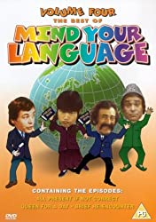 Mind Your Language on DVD
