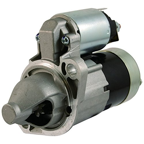 New Starter Replacement For 1998-2006 HYSTER YALE MITSUBISHI Replacement Forklift H-40XL H-50XL H-60XL S-25XL 2314322 2315322 FFSC18-400 FFSO18-400 M0T84381