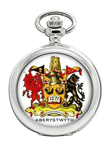 Aberystwyth Full Hunter reloj de bolsillo