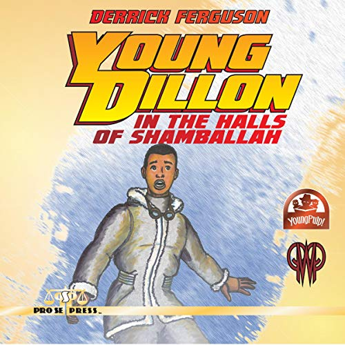 Young Dillon in the Halls of Shamballah cover art