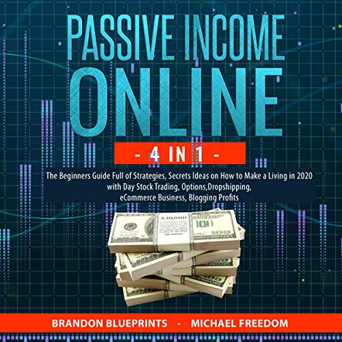 Passive Income Online  By  cover art