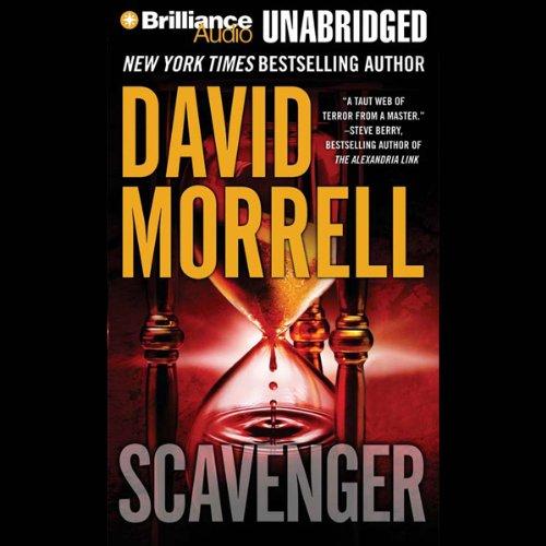 Scavenger cover art