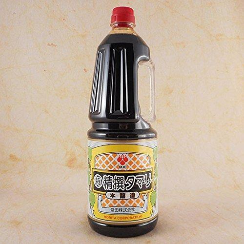 盛田 精撰 たまり醤油 (本醸造) ペット 1.8L
