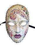 Máscara Veneciana Completa Volto Mosaica para Mujer