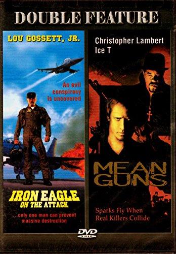 Iron Eagle / Mean Guns (Double Feature)