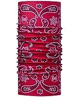 Buff Original Multi Function Headwear Cashmere Red