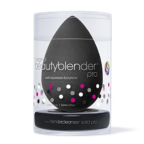 Beautyblender Pro with Mini Solid Cleanser Pro