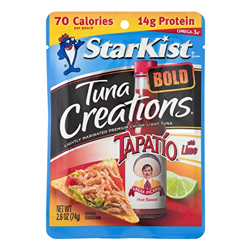 24-Pack StarKist Tuna Creations (2.6 oz. Pouches)  $16 at Amazon