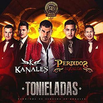 Tonieladas (feat. Kanales)