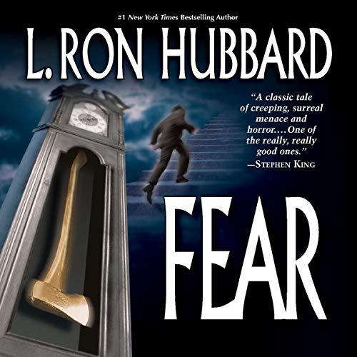 Couverture de Fear