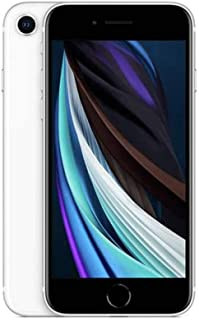 Apple iPhone SE Without FaceTime - 128 GB, 4G LTE - White
