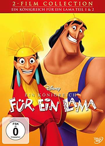 Ein Königreich für ein Lama 2-Film Collection (Disney Classics, 2 Discs)