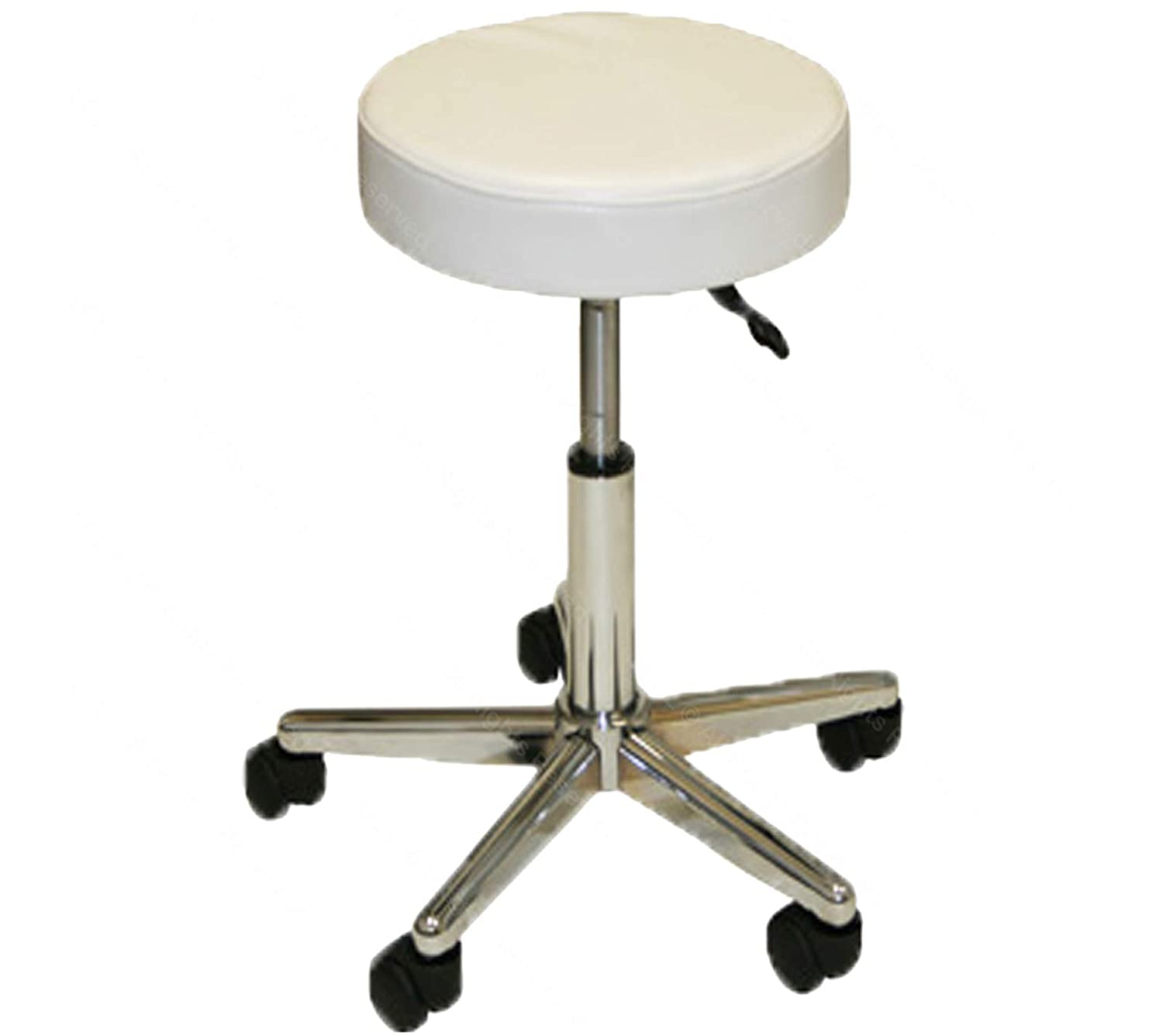 LCL Beauty Max 80% OFF Stool with Chrome Polished Max 63% OFF Star Base