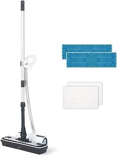 Polti Moppy Limpiador de suelos con vapor sin cables para