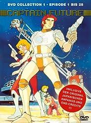 Captain Future   Anime und Comic in der Zukunft!