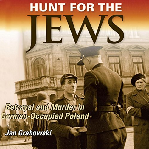 Hunt for the Jews audiobook cover art