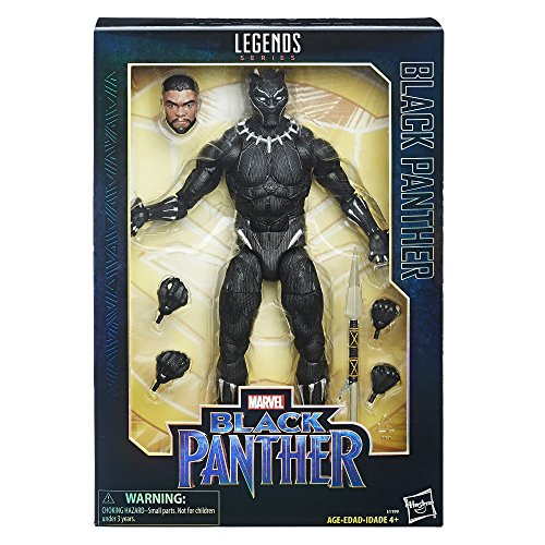 Marvel Legends 12' Black Panther Action Figure
