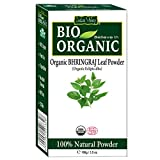 Indus Valley Organic Bhringraj Powder 100gm for hair conditioning