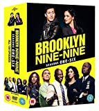 Brooklyn Nine-Nine: Season 1-6 Set (19 Dvd) [Edizione: Regno Unito]