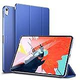 ESR Coque pour iPad Pro 11 2018 Tout Ecran, Smart Cover Case Housse Étui de Protection avec Support Multi-Angle, Fermeture...