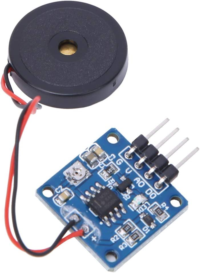 Stronerliou Piezoelectric Vibration Large special price !! Tapping Sensor Module Vibrat Nashville-Davidson Mall