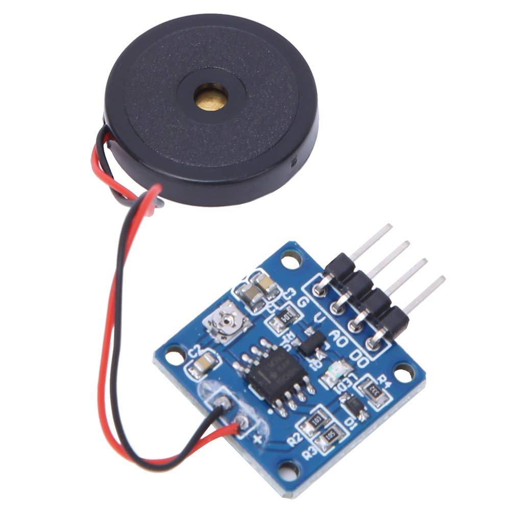 overseas Under blast sales Vibration Switch Piezoelectric Tapping Module Sensor V