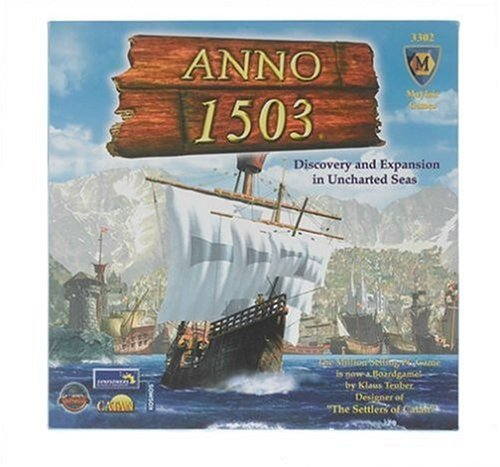 Mayfair Games 3302 Anno 1503 [englischsprachige Version]