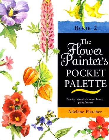 The Flower Painter s Pocket Palette Book 2 product image