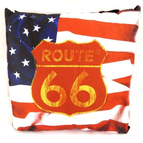Interior cojín 'Route 66'tutti frutti.
