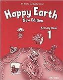 Happy Earth 1. Activity Book (Happy Second Edition) - Sue Parminter