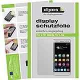 dipos I 6X Schutzfolie matt kompatibel mit ZTE Blade V7 Lite Folie Bildschirmschutzfolie