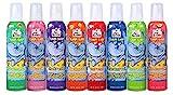 Fun House Kids Foam Soap 8 Pack Assorted Flavor Foam Soap, 8.2 oz each