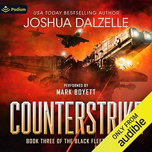 Counterstrike: Black Fleet Trilogy, Book 3