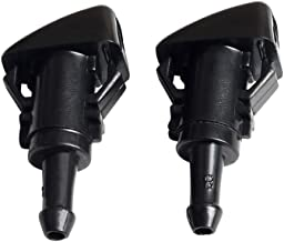 1 Pair Wiper Windshield Washer Water Nozzle Spray fits Dodge & RAM PICKUP