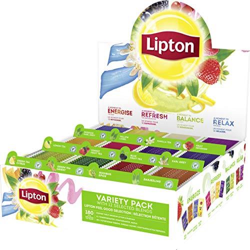 Lipton Coffret Thés et Infusions...